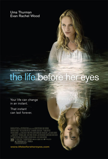 Póster de 'The life before her eyes'