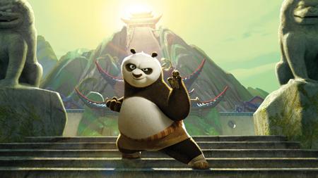 8 nuevas imágenes de 'Kung Fu Panda'