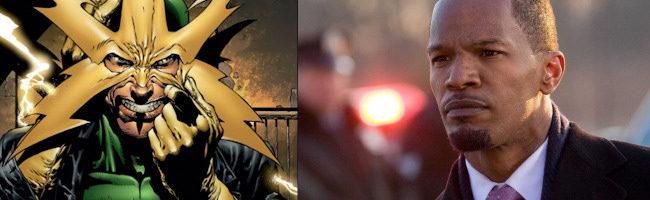 Electro y Jamie Foxx
