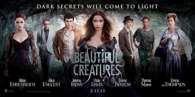 Póster 'Hermosas Criaturas'