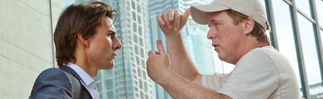 Brad Bird dirigiendo 'Misión Imposible: Protocolo Fantasma'
