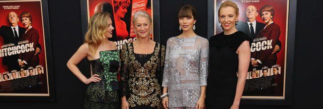 Scarlett Johansson, Helen Mirren, Jessica Biel y Toni Collette