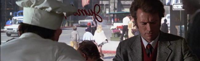 Clint Eastwood en 'Harry el sucio'
