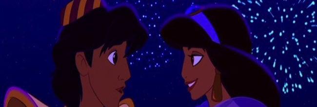 Jasmine y Aladdin