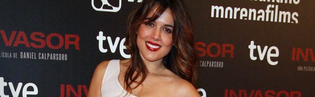 Adriana Ugarte en el estreno de 'Invasor'