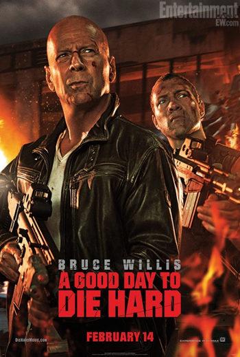 Bruce Willis La jungla: Un buen día para morir