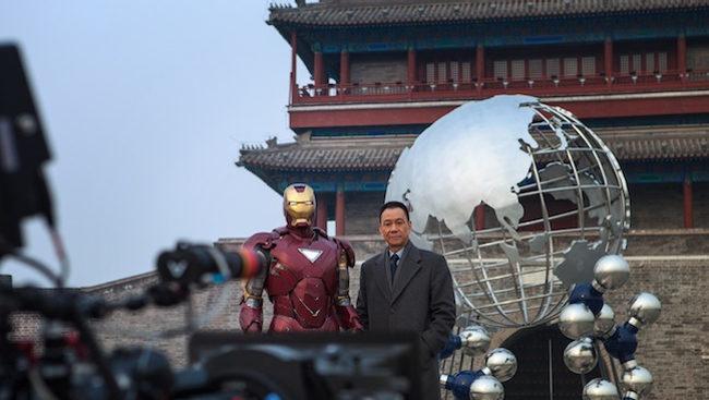 Iron Man 3 Wan Xueqi