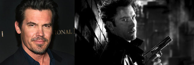 Josh Brolin 'Sin City: A Dame to Kill For