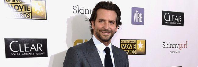 Bradley Cooper en la gala de los Critic's Choice Awards 2013