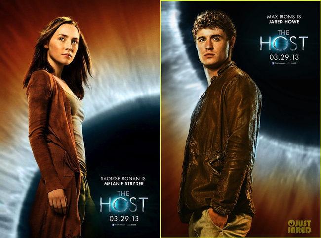Nuevos pósteres de 'The Host (La huésped)'