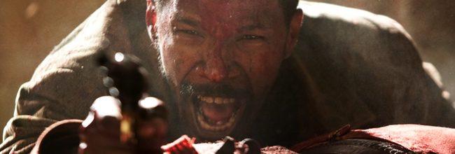 Jamie Foxx en 'Django Desencandenado'