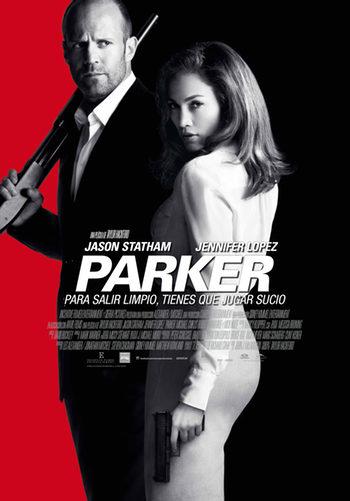 Póster en español 'Parker'