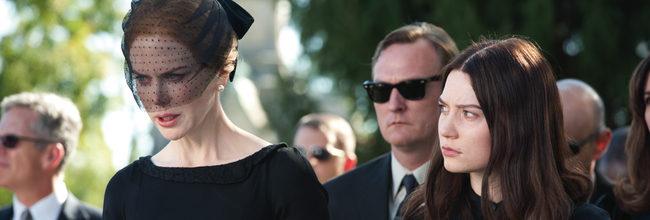 Nicole Kidman y Mia Wasikowska en 'Stoker'