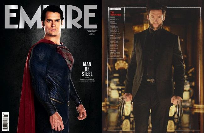 Superman y Lobezno