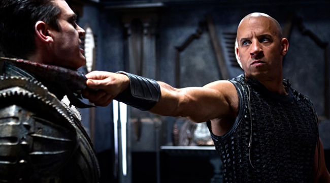 Vin Diesel 'Riddick'