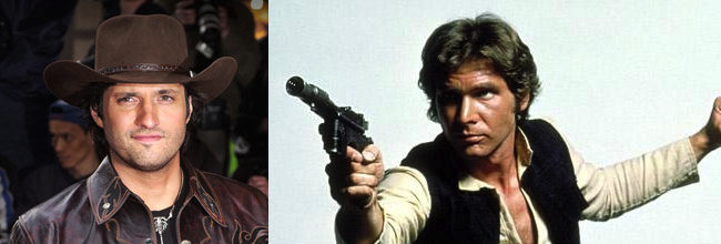 Robert Rodriguez Han Solo