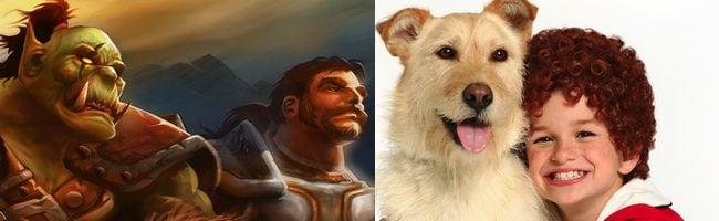 World of Warcraft y Annie