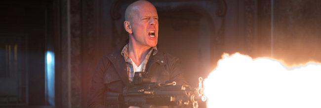 Bruce Willis en 'La Jungla: Un buen día para morir'
