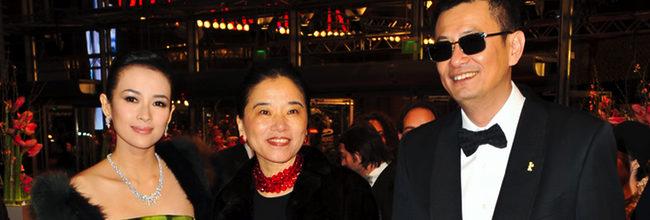 Ziyi Zhang y Wong Kar-Wai