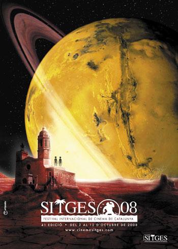 Sitges 2008 ya tiene cartel