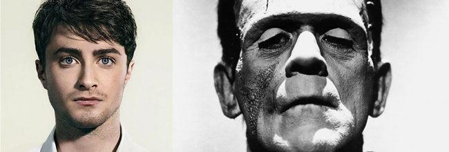 Daniel Radcliffe 'Frankenstein'