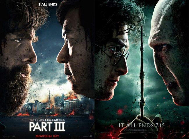 R3sacón y Harry Potter y las reliquias de la muerte: Parte 2