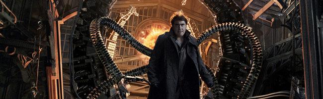 Doctor Octopus en 'Spider-Man 2'