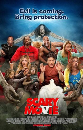 'Scary Movie 5'