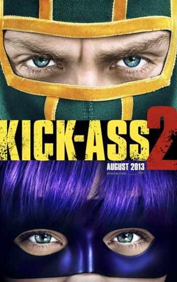 Póster 'Kick-Ass 2'