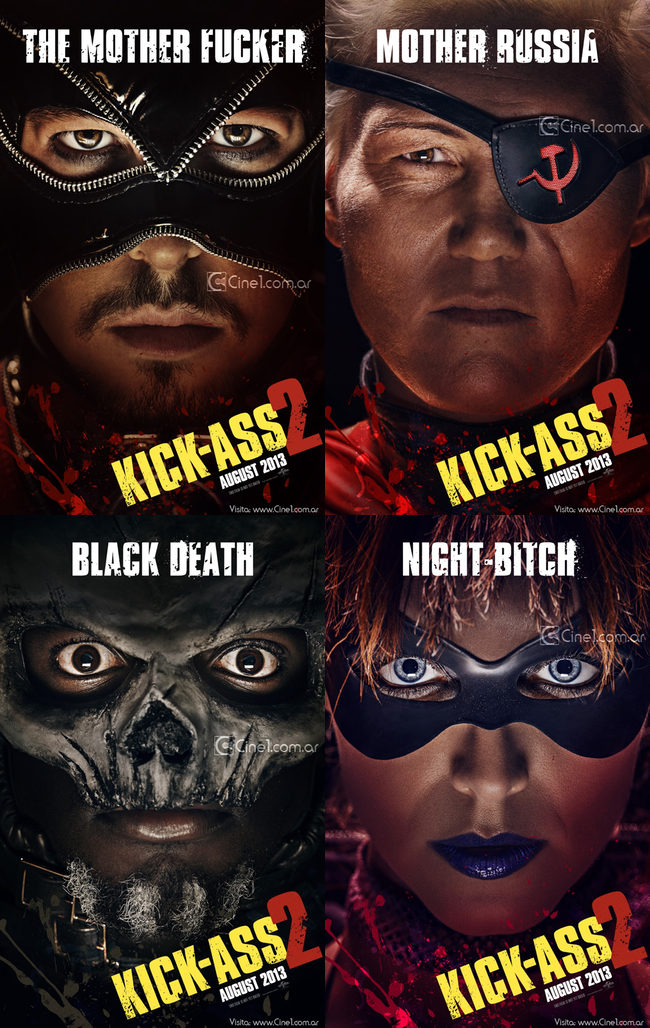'Kick-Ass 2'