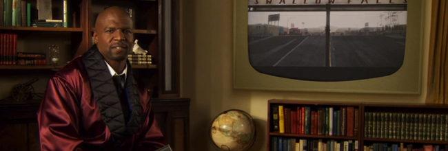 Terry Crews 'Lluvia de albóndigas 2'