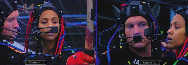 Captura de movimientos de 'Avatar'