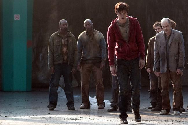 'Memorias de un zombie adolescente'