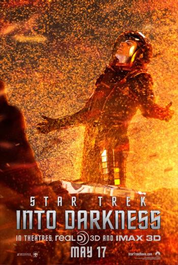 'Star Trek: En la oscuridad'