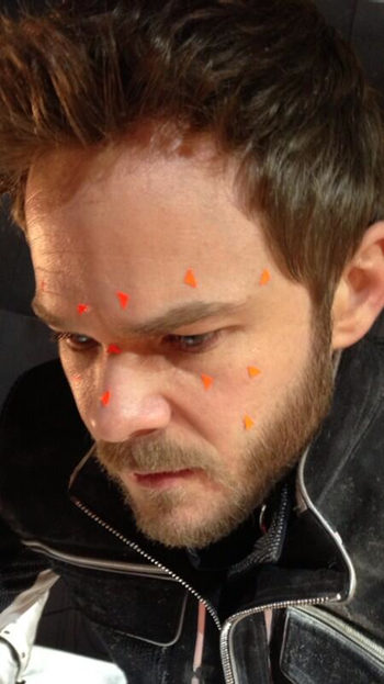 Shawn Ashmore 'X-Men: Days of Future Past'