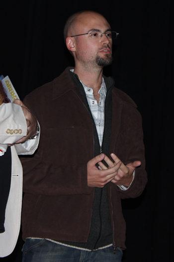 Miguel Colombo, director de 'Huellas'