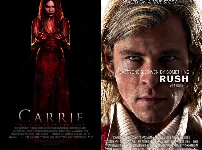 Carrie y Rush