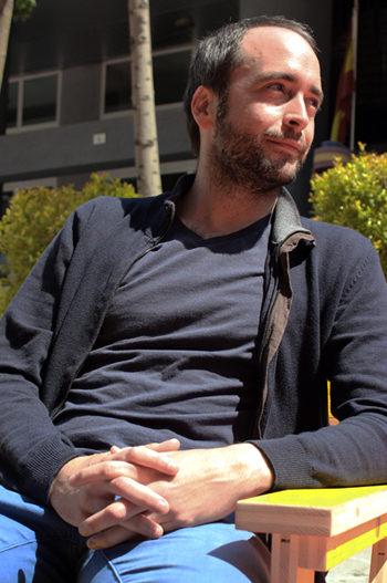 David Gutiérrez Camps, director de 'The Juan Bushwick Diaries'