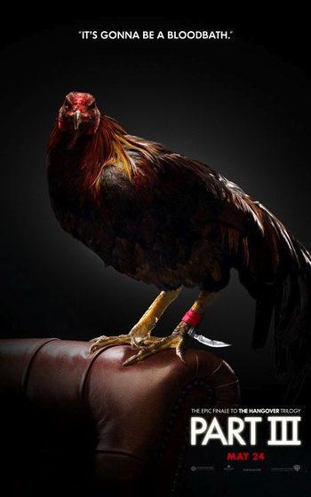 Nuevo póster y clip de 'R3sacón' con Bradley Cooper, Ed Helms y Zach Galifianakis