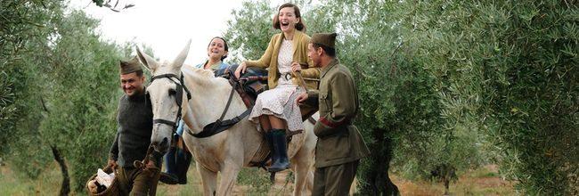 'La Mula': Humor en tiempos de guerra