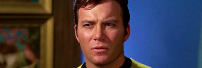 William Shatner como Kirk