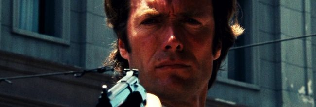 Clint Eastwood en Harry el sucio