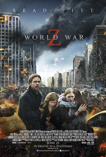 'Guerra Mundial Z'