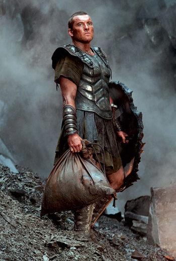Sam Worthington en 'Furia de titanes'