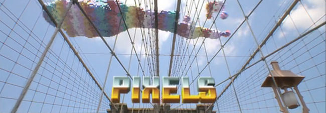 'Pixels'