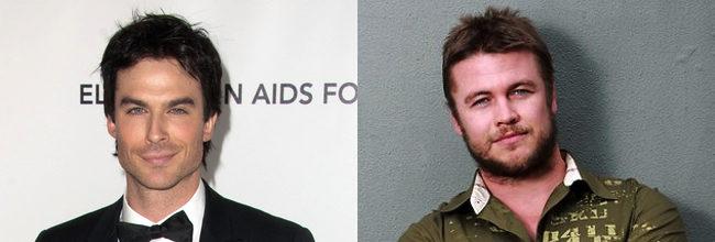 Ian Somerhalder - Luke Hemsworth
