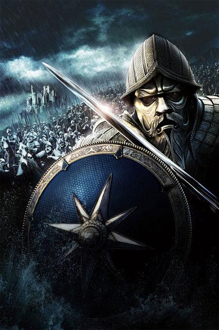 Otro póster de 'El príncipe Caspian'