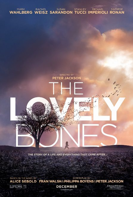 'The lovely bones' ya tiene cartel oficial