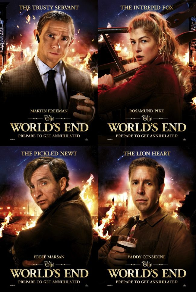 Bienvenidos al fin del mundo