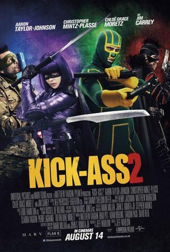 'Kick-Ass 2: Con un par'